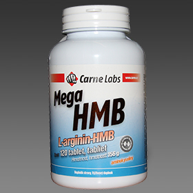 Mega HMB - Arginin 1000 mg 120 tablet